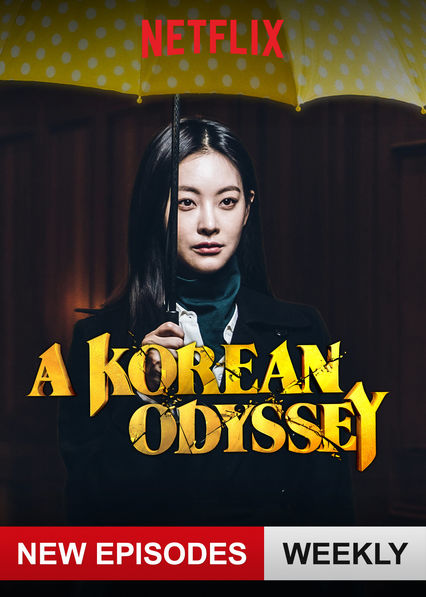 A Korean Odyssey on Netflix UK