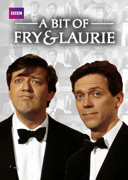 A Bit of Fry and Laurie on Netflix UK