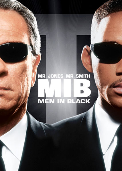 Men in Black on Netflix UK