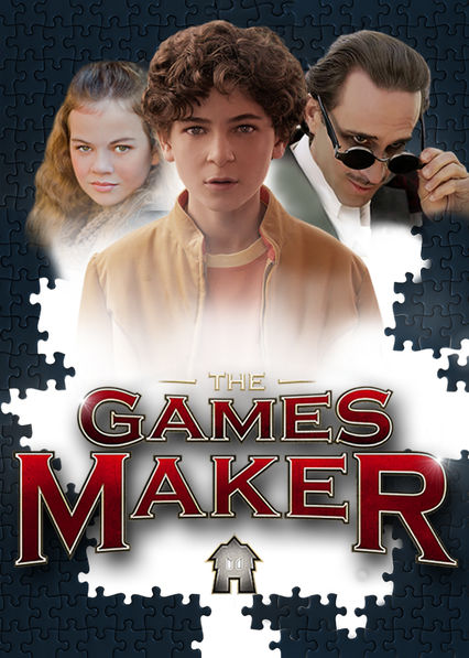 Is 'The Games Maker' (2014) available to watch on UK Netflix