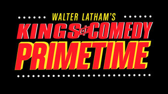 Walter Latham's Kings of Comedy Primetime (2012)