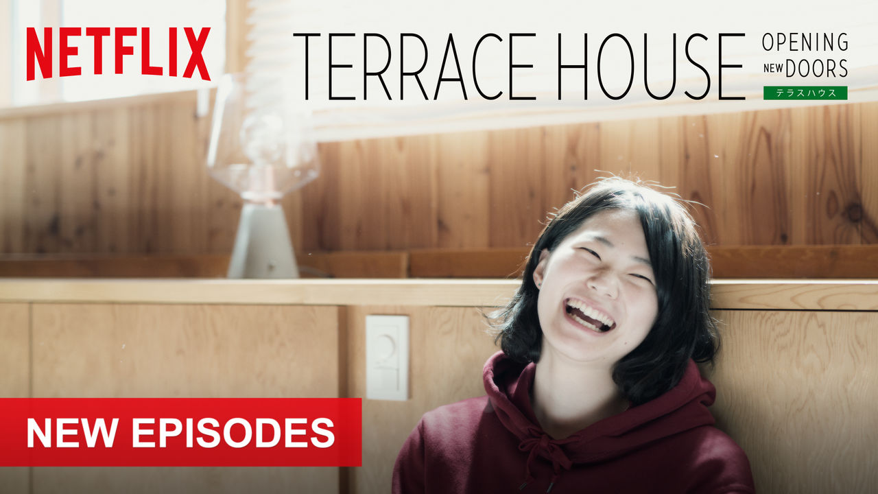 Terrace House: Opening New Doors on Netflix UK