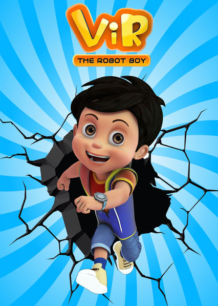 ViR: The Robot Boy on Netflix