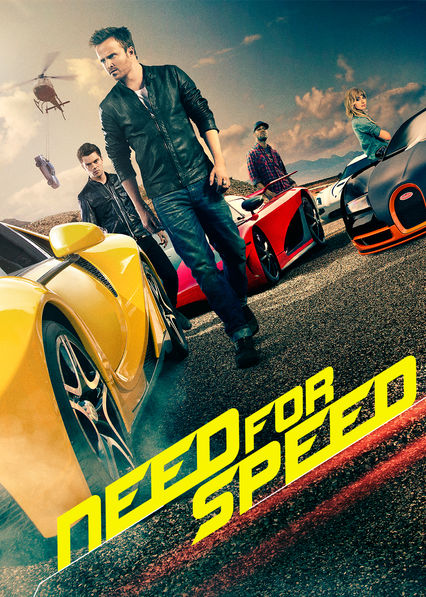 Need for Speed on Netflix UK