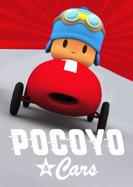 Pocoyo & Cars on Netflix UK