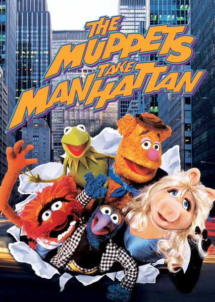 The Muppets Take Manhattan on Netflix UK