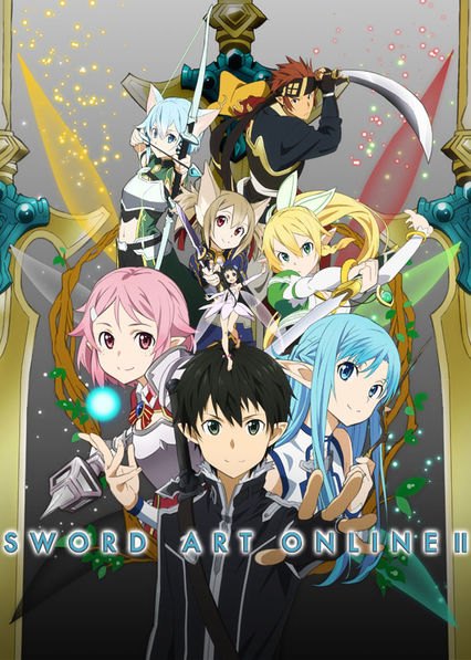 Sword Art Online II on Netflix UK