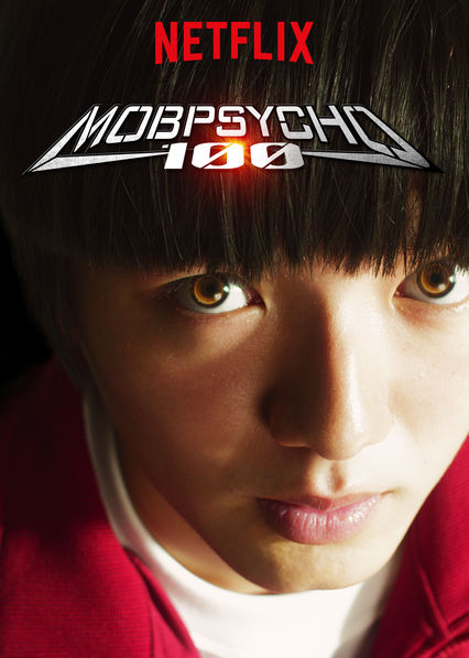 Mob Psycho 100 on Netflix UK