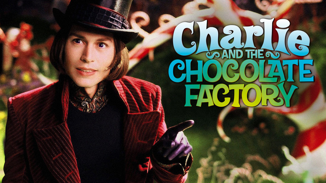 Charlie and the Chocolate Factory on Netflix UK