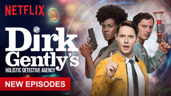 Dirk Gently's Holistic Detective Agency (2018)