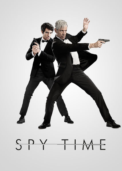 Spy Time on Netflix UK