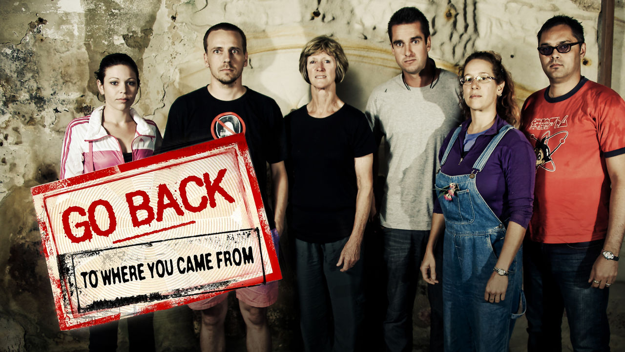 "go back to where you came In ""go back to where you came from"", the directors try to make the audience feel sympathy for the refugees by letting audiences feel and understand the horrible conditions experienced by the refugees."