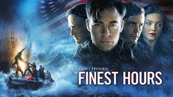 The Finest Hours on Netflix UK