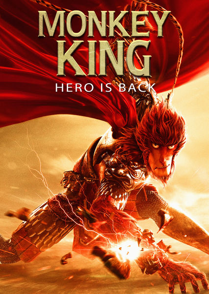 Monkey King: Hero Is Back on Netflix UK