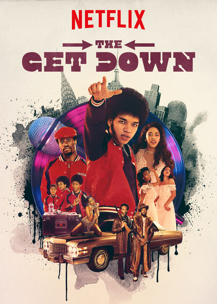 The Get Down on Netflix UK