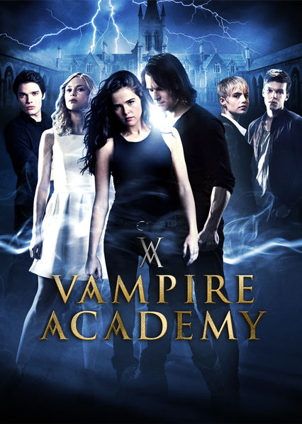 Vampire Academy on Netflix UK