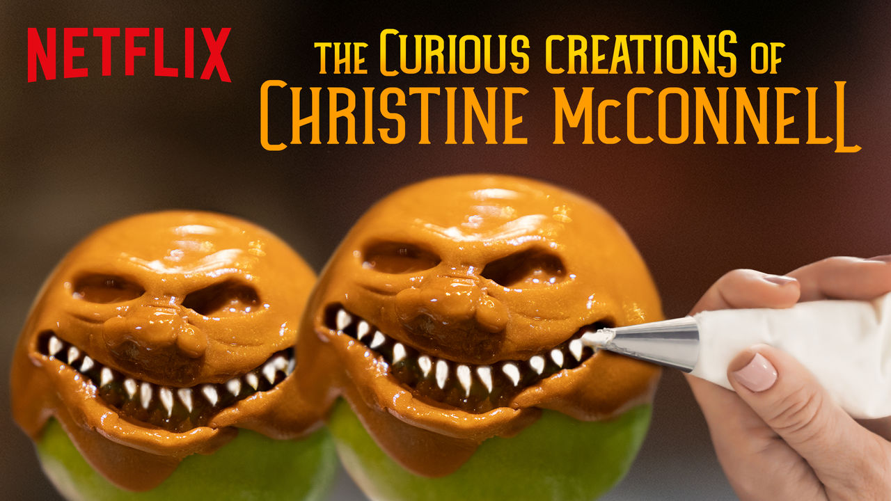 The Curious Creations of Christine McConnell on Netflix UK