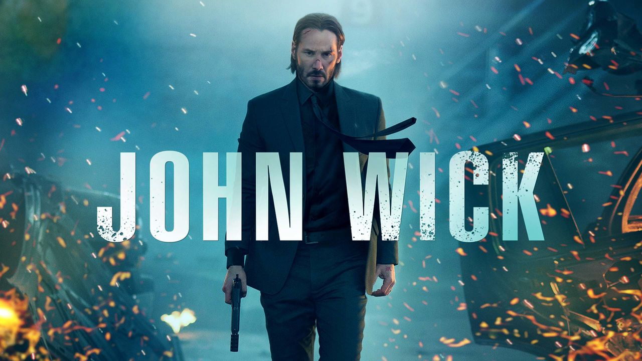 Is 'John Wick' (2014) available to watch on UK Netflix