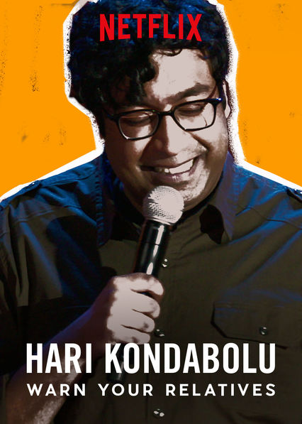 Hari Kondabolu: Warn Your Relatives on Netflix
