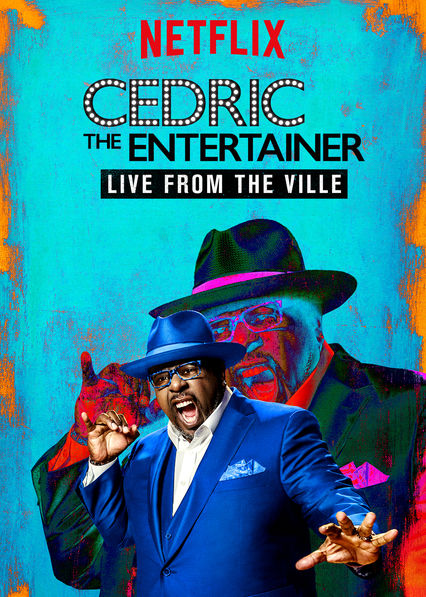 Cedric the Entertainer: Live from the Ville on Netflix UK