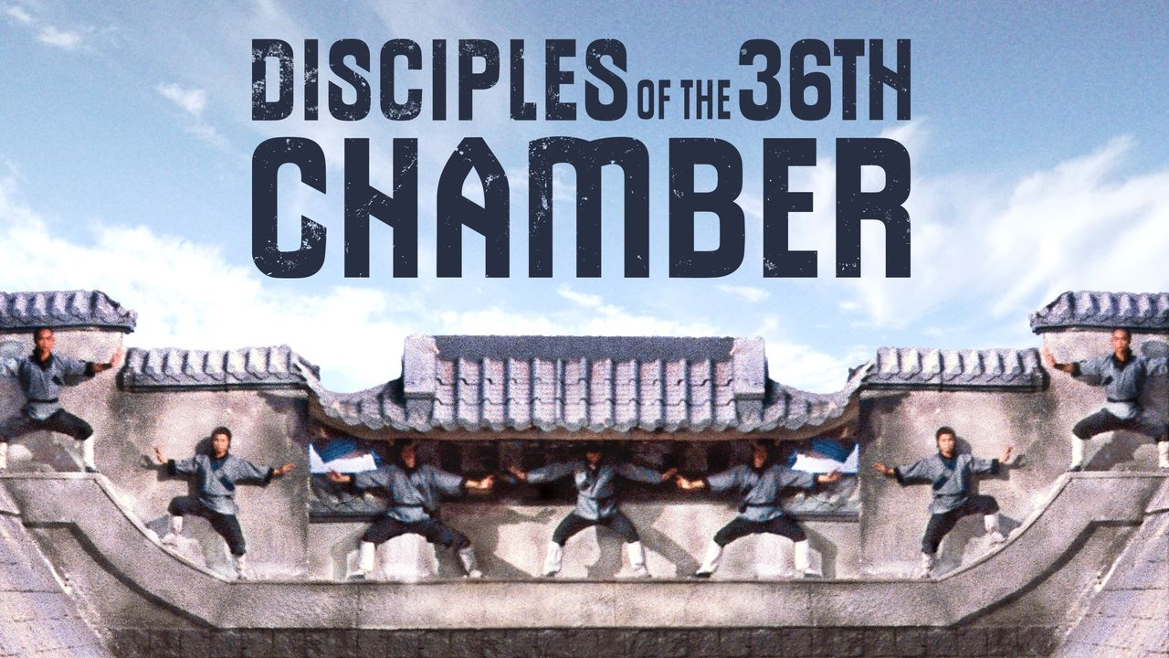 Disciples Of The 36th Chamber on Netflix UK