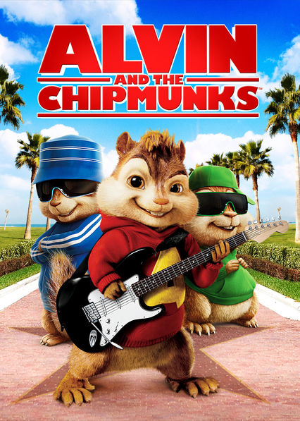 Alvin and the Chipmunks on Netflix UK