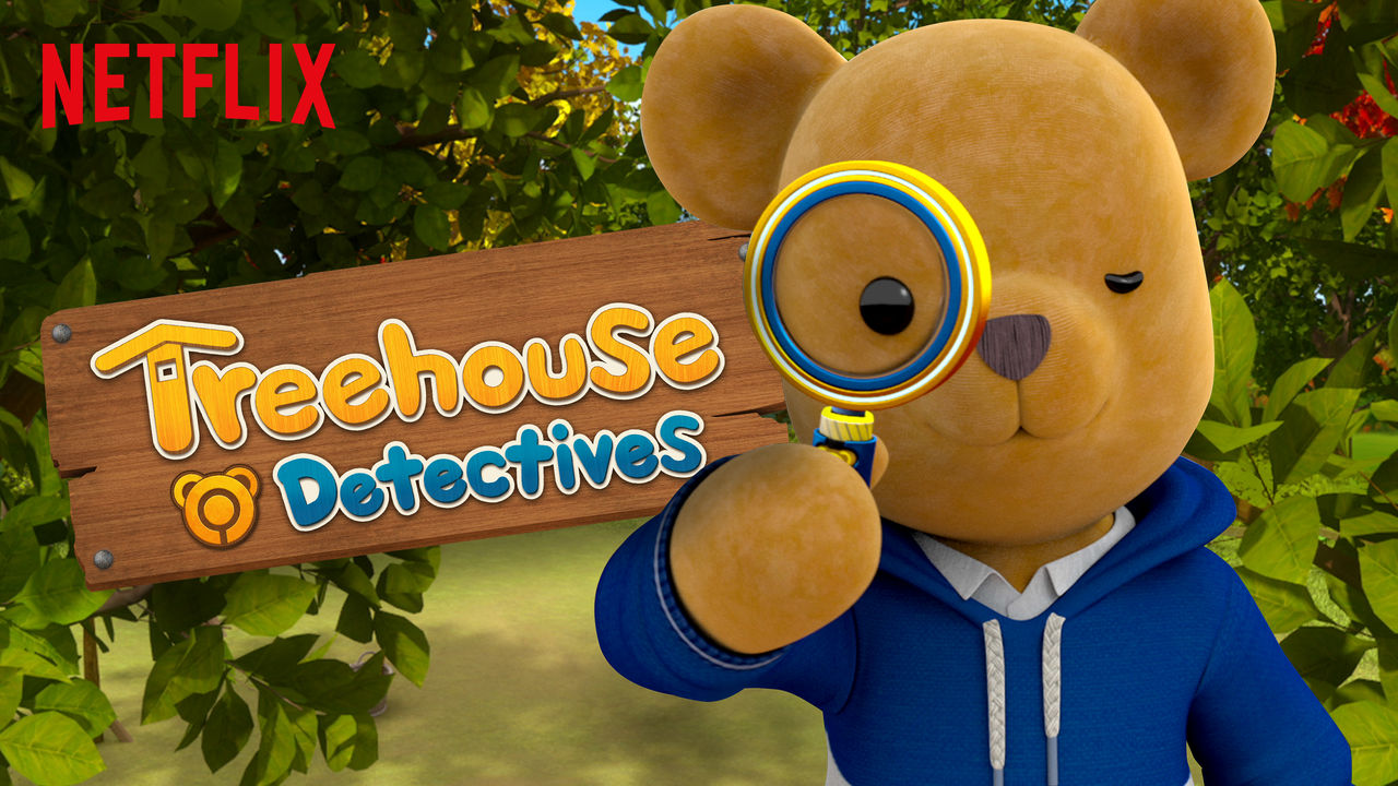 Image result for treehouse detectives