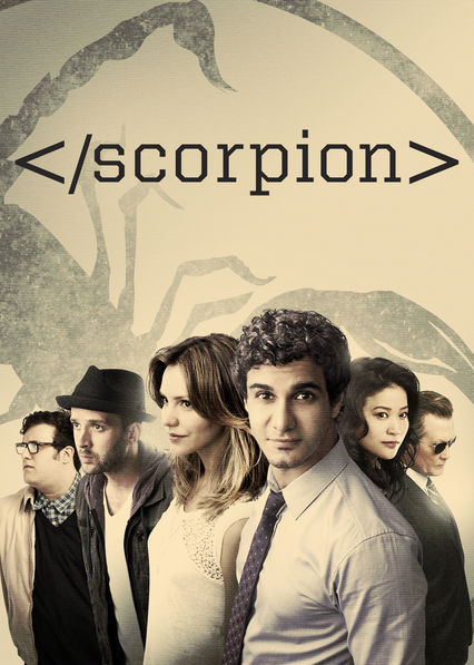 Scorpion on Netflix UK