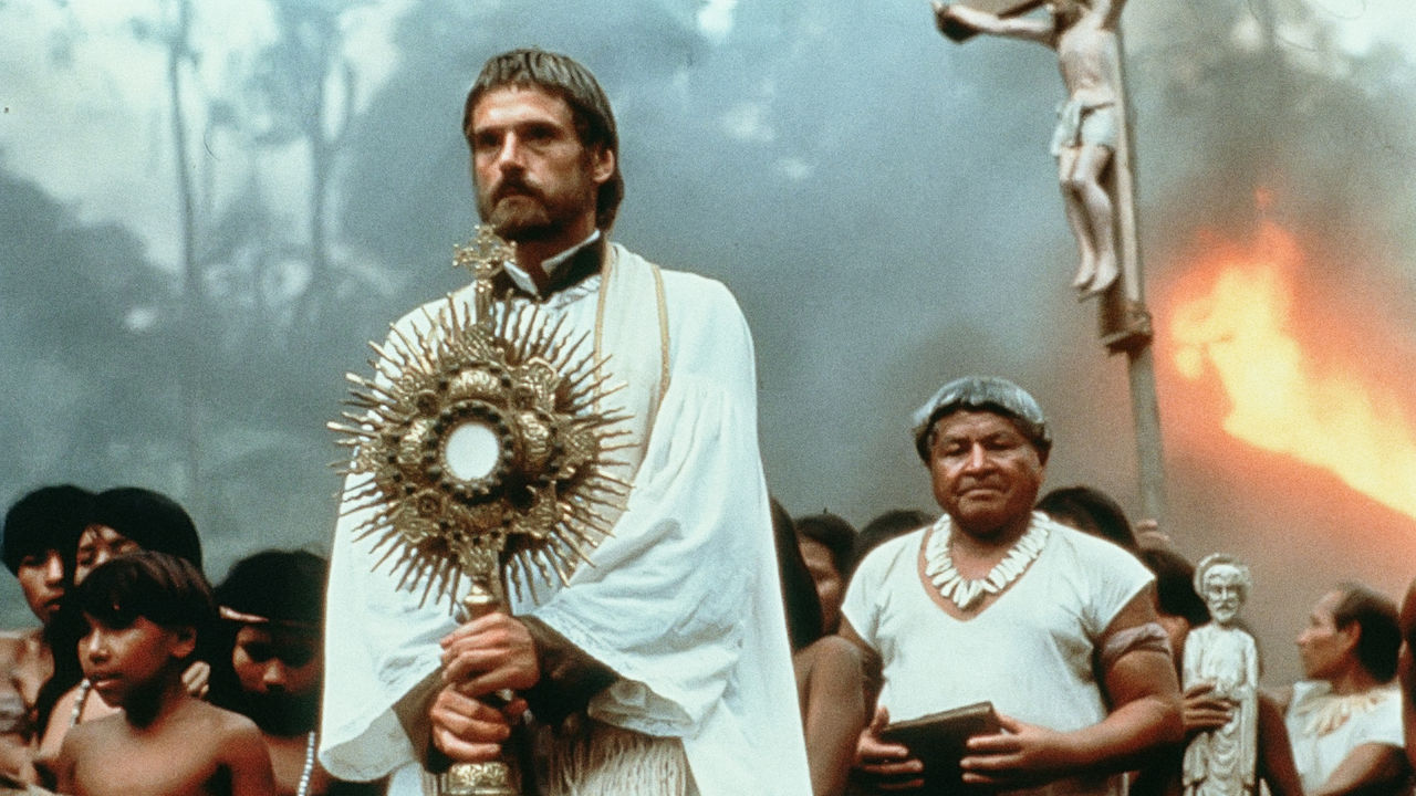 an essay on the movie the mission The movie, the mission, does a great job in terms of the historical interpretation of the guarani war and the imperialism exhibited by the spanish and portuguese empires in the movie, the effort to convert the guarani natives to christianity is considered to be a positive experience.