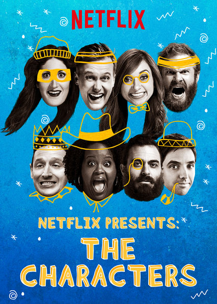 Netflix Presents: The Characters on Netflix UK