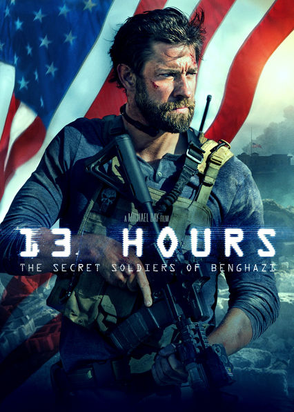 13 Hours: The Secret Soldiers of Benghazi on Netflix UK