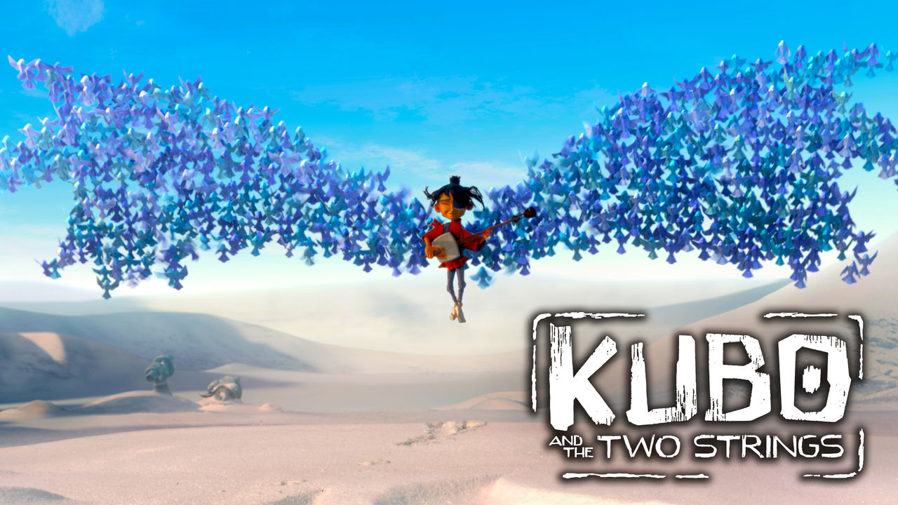 Kubo and the Two Strings on Netflix UK