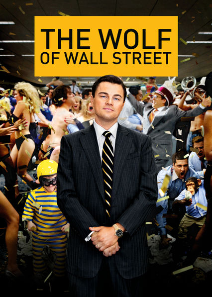 The Wolf of Wall Street on Netflix UK