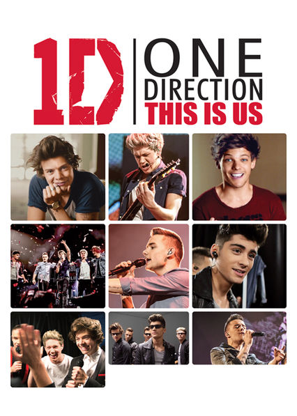 One Direction: This Is Us on Netflix UK