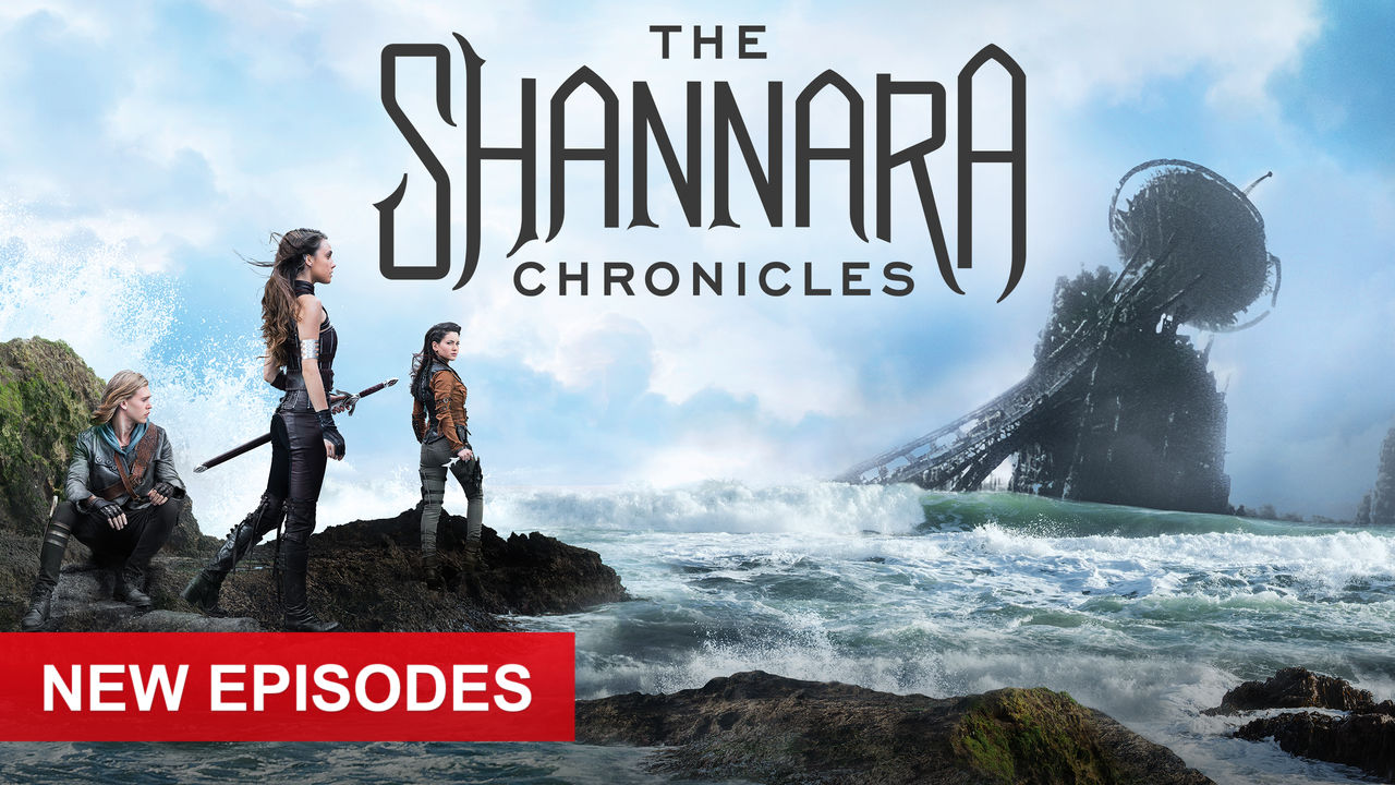 The Shannara Chronicles on Netflix UK