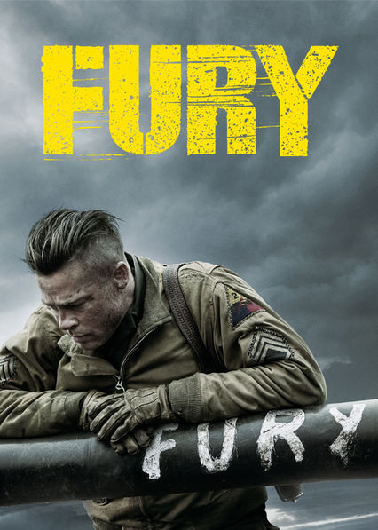 Fury on Netflix UK