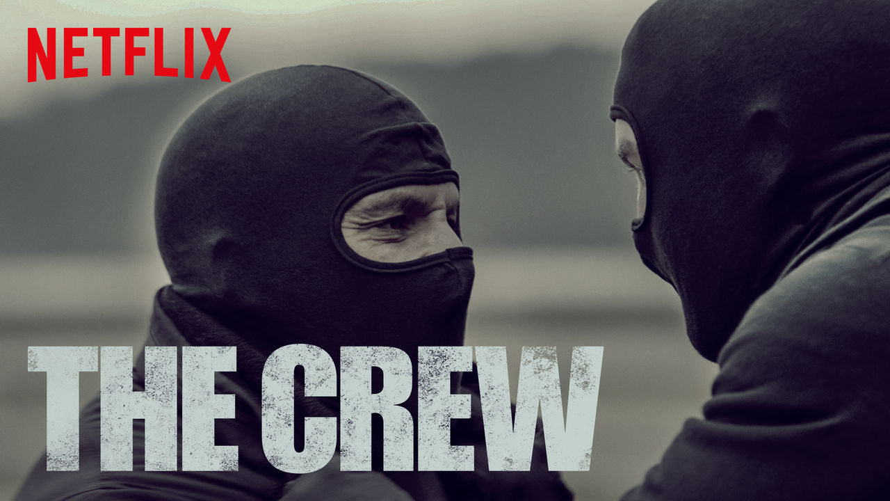 The Crew on Netflix UK