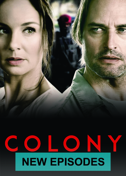 Colony on Netflix UK
