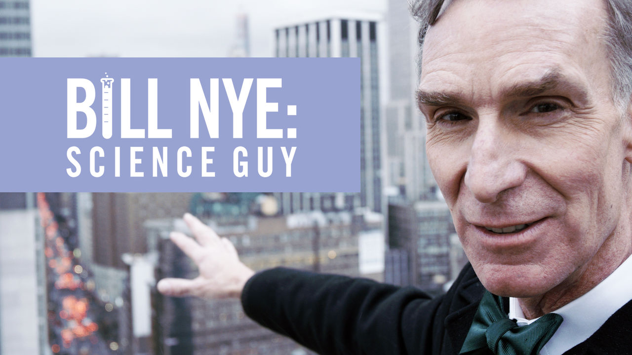 Bill Nye: Science Guy on Netflix UK