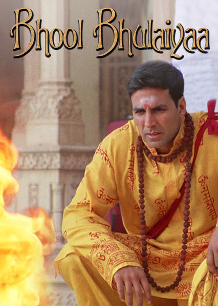 Bhool Bhulaiyaa on Netflix UK