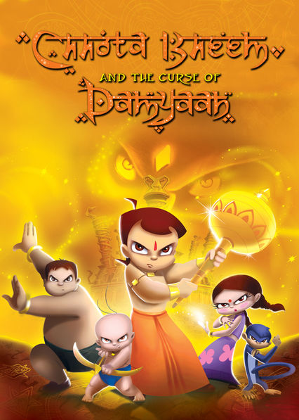 Chhota Bheem And the Curse of Damyaan on Netflix UK