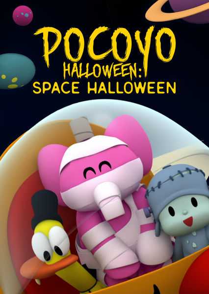 Pocoyo Halloween: Space Halloween on Netflix UK