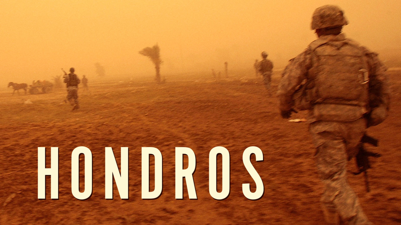 Hondros on Netflix UK