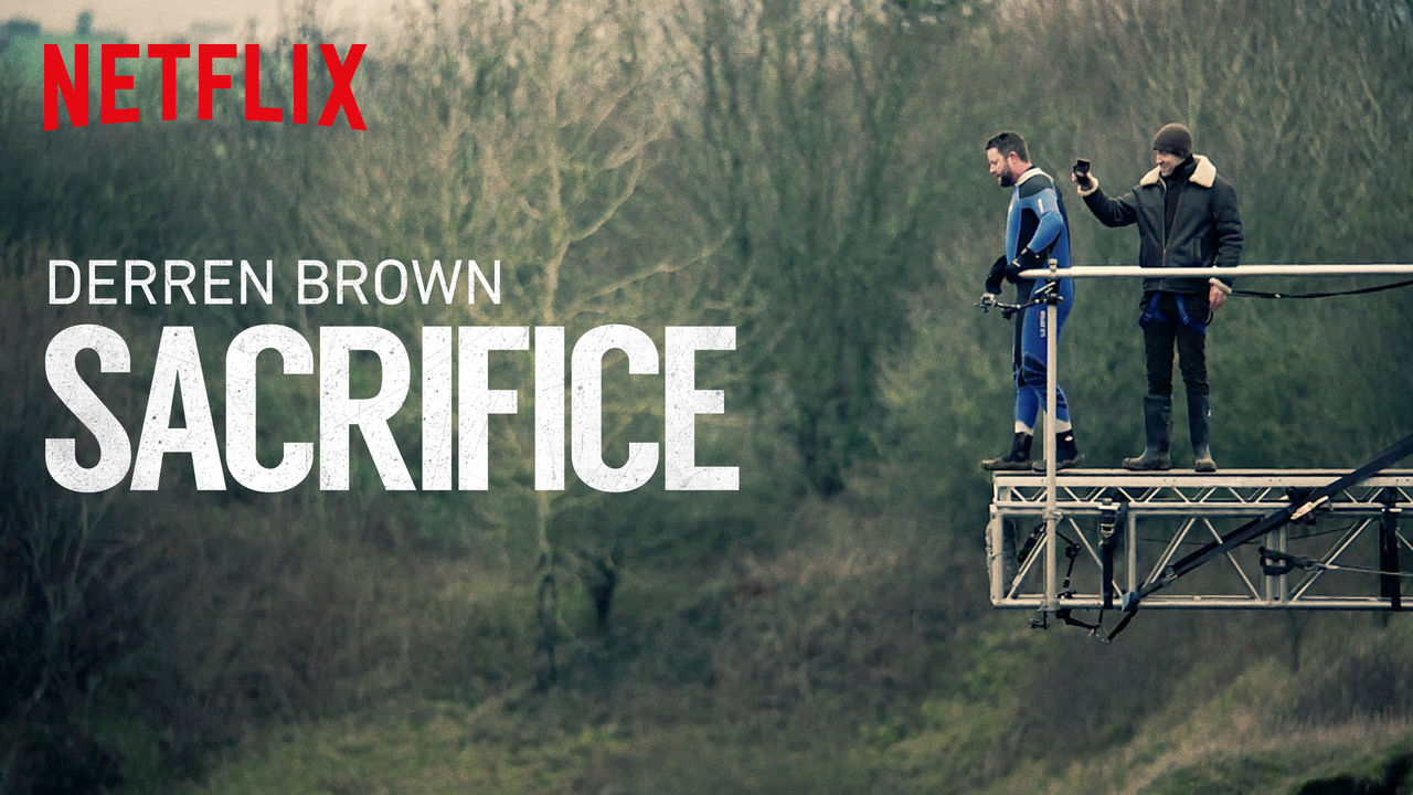 Derren Brown: Sacrifice on Netflix UK