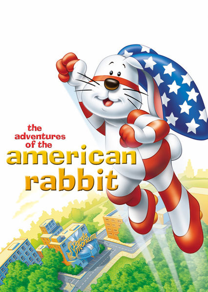 The Adventures of the American Rabbit on Netflix UK