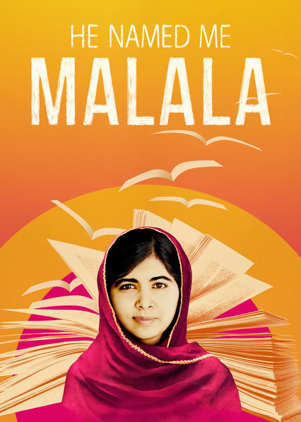 He Named Me Malala on Netflix UK