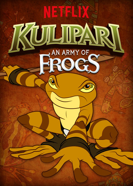 Kulipari: An Army of Frogs on Netflix UK