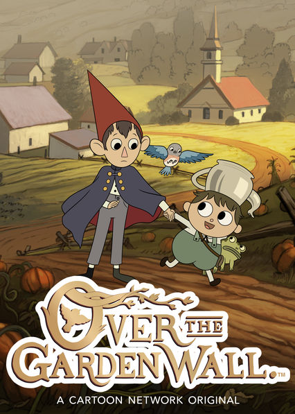 Over the Garden Wall on Netflix UK
