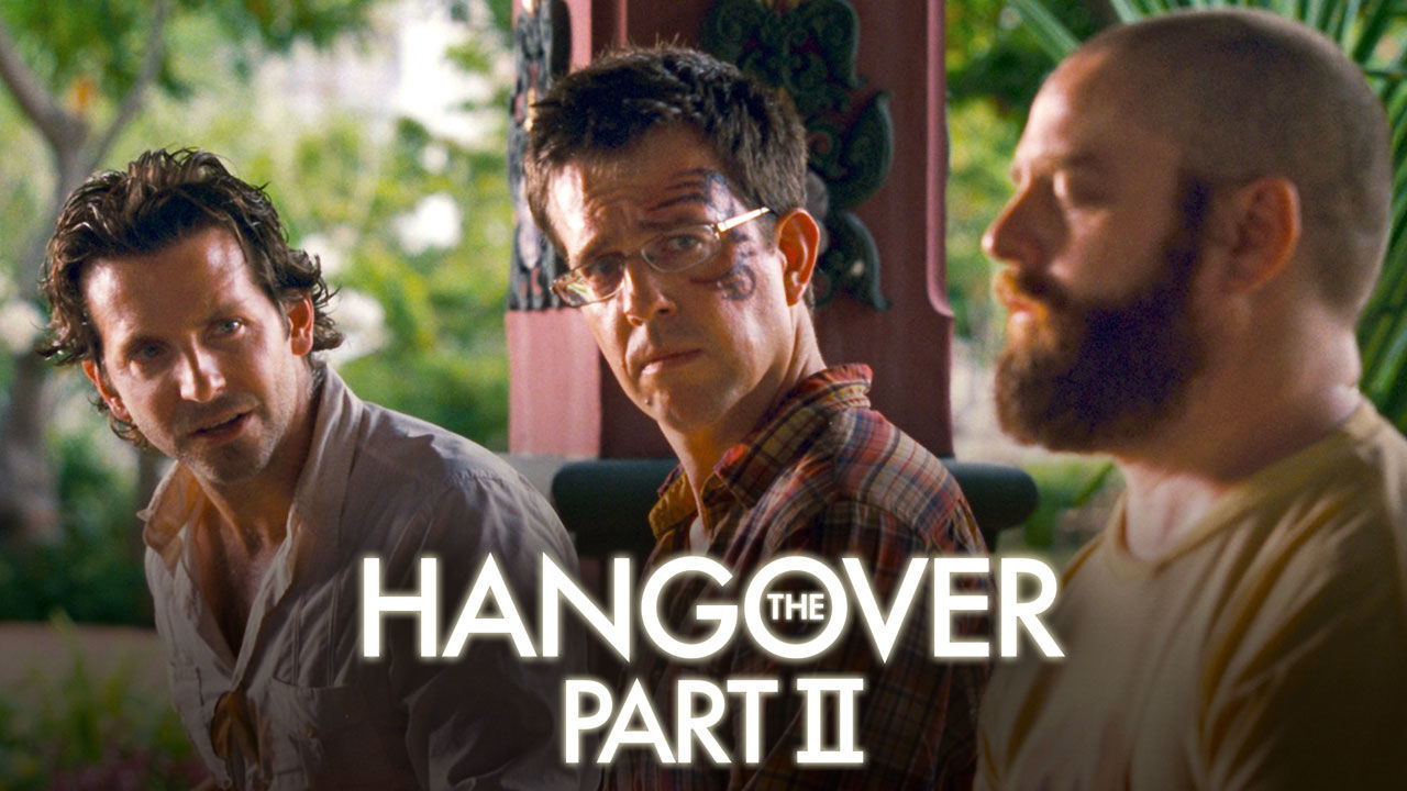 The Hangover: Part II on Netflix UK
