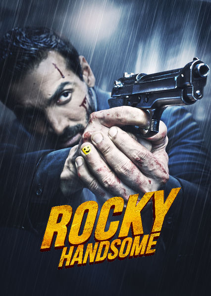 Rocky Handsome on Netflix UK